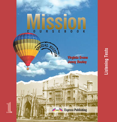 Mission 1: Listening Tests CD - Special Edition (CD-Audio)