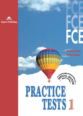 FCE Practice Tests 1: Student's Book - Special Edition (Paperback)