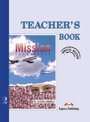 Mission 2: Teacher's Book - Special Edition (Paperback)