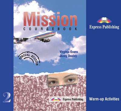 Mission 2: Warm-up Activities CDs - Special Edition (CD-Audio)