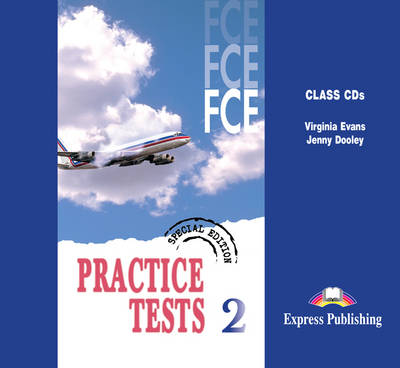 FCE Practice Tests 2: Class CDs - Special Edition (CD-Audio)
