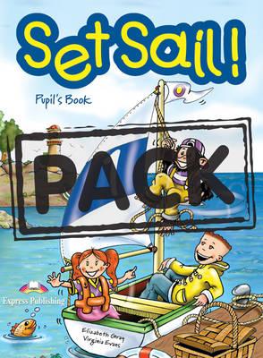 Set Sail!: Pupil's Book Level 1 (Paperback)