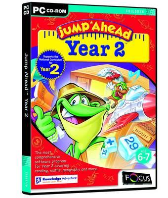 Jump Ahead Year 2 (ESS357/D) (CD-ROM)