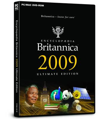 Encyclopaedia Britannica 2009: Ultimate Reference Suite (CD-ROM)