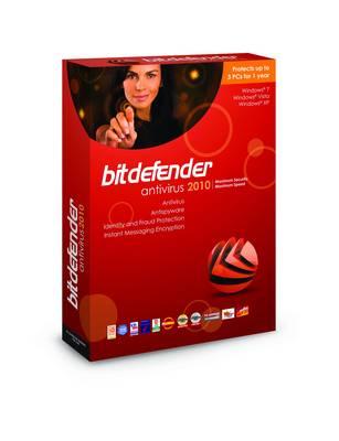 BitDefender Antivirus 2010 (CD-ROM)