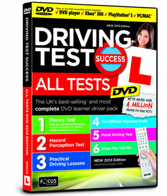 Driving Test Success All Tests 2013 (CD-ROM)