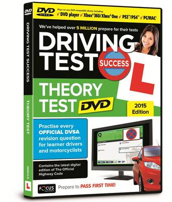 Driving Test Success Theory Test 2014-15 (DVD video)