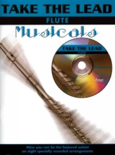 Musicals: (Flute) - Take the Lead (Paperback)