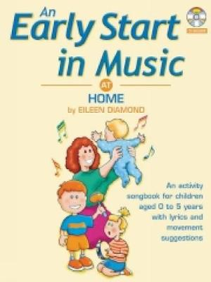 An Early Start at Home (Paperback)