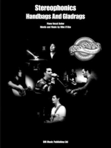 """""""Handbags and Gladrags"""": (Piano, Vocal, Guitar) (Paperback)"""
