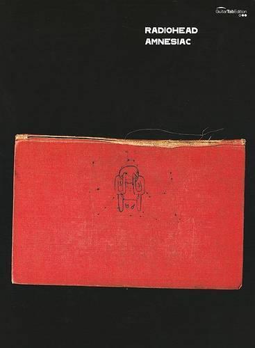 Amnesiac: (guitar Tab) (Paperback)