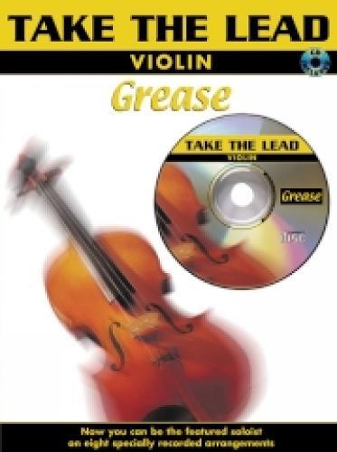 Take the Lead. Grease (violin/CD) (Paperback)
