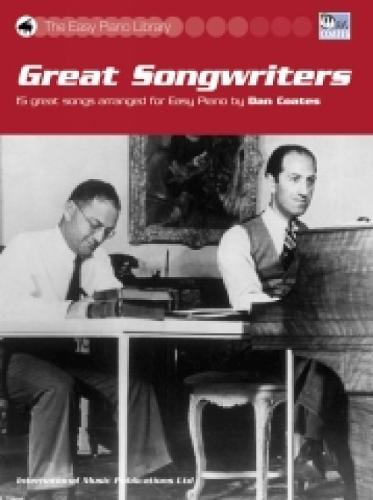 Great Songwriters - Easy Piano Library (Paperback)