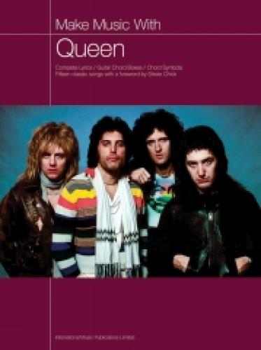 Make Music with Queen (Paperback)