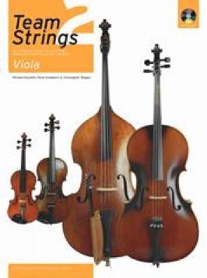 Team Strings 2: Viola - Team Strings (Paperback)