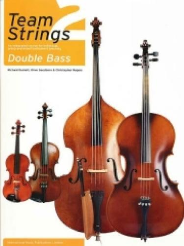 Double Bass: No. 2 - Team Strings (Paperback)