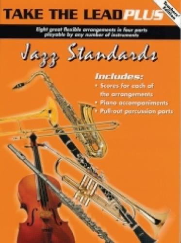 Take the Lead+ Jazz Standards (Tchrs ) (Paperback)