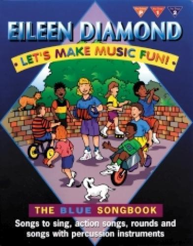 Let's Make Music Fun!: Blue Book (Paperback)