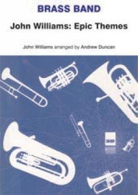 John Williams: Epic Themes: (Score) (Paperback)