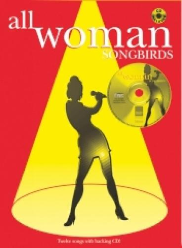 All Woman Songbirds - All Woman (Paperback)
