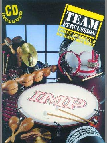 Team Percussion - Team Percussion (Paperback)