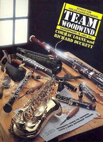 Saxophone - Team Woodwind (Paperback)