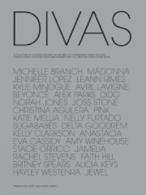 Divas: (Piano/vocal/guitar) (Paperback)