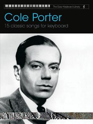 Cole Porter - Easy Keyboard Library (Paperback)