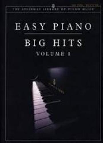 Big Hits - Steinway Library v. 1 (Paperback)