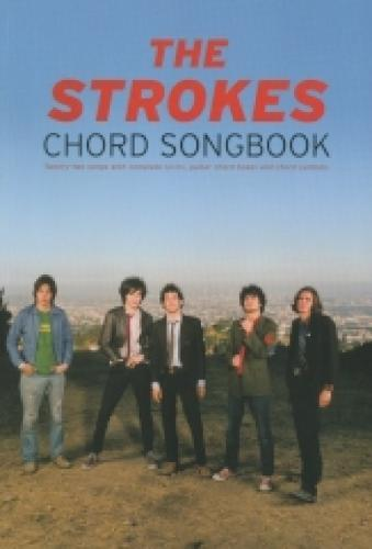 """""""Strokes"""" the Chord Songbook: (Chord Songbook) (Paperback)"""
