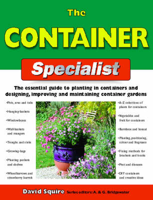 The Container Specialist - Specialist Series (Paperback)