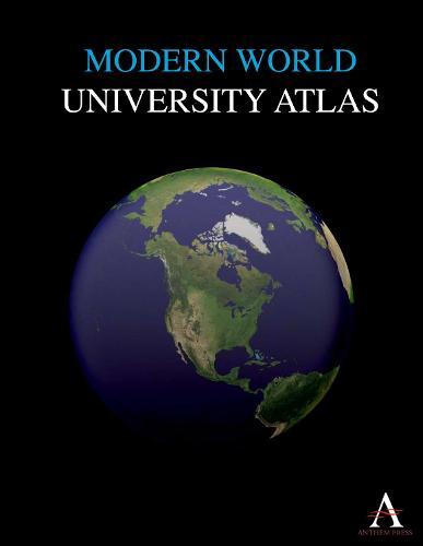 Modern World University Atlas (Hardback)