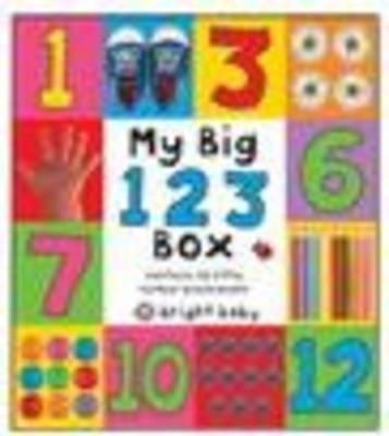My Big 123 Box (Board book)