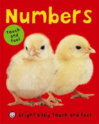 Numbers: First Concepts - First Concepts (Board book)