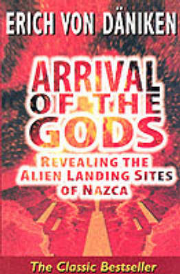 Arrival Of The Gods (Paperback)