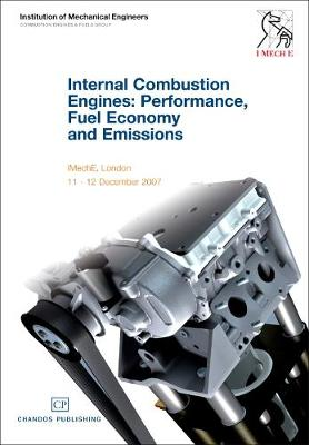 Internal Combustion Engines: Performance, Fuel Economy and Emissions (Paperback)