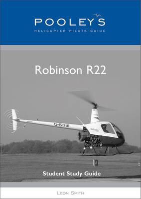 Pooleys R22 Helicopter Pilot's Guide (Spiral bound)