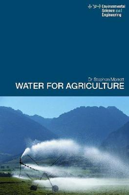 Water for Agriculture (Paperback)