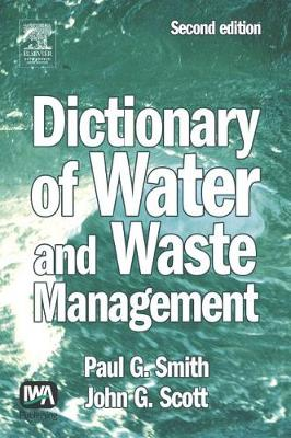 Dictionary of Water and Waste Management (Hardback)