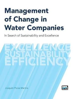 Management of Change in Water Companies (Paperback)