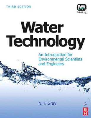 Water Technology: An Introduction for Environmental Scientists and Engineers - Essential Reference Bundle (Paperback)
