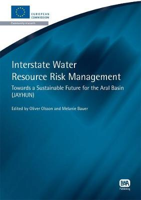 Interstate Water Resource Risk Management - European Water Research (Paperback)