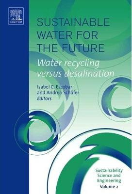 Sustainable Water for the Future (Hardback)