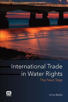 International Trade in Water Rights (Paperback)
