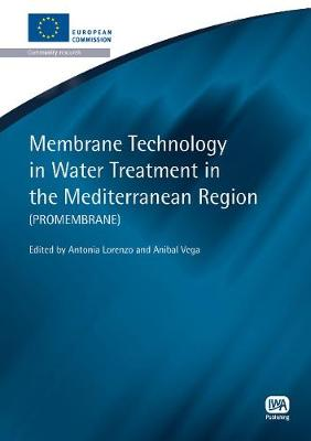 Membrane Technology in Water Treatment in the Mediterranean Region - European Water Research (Paperback)