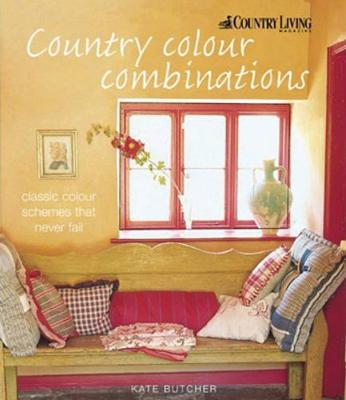 COUNTRY LIVING COUNTRY COLOUR COMB (Paperback)