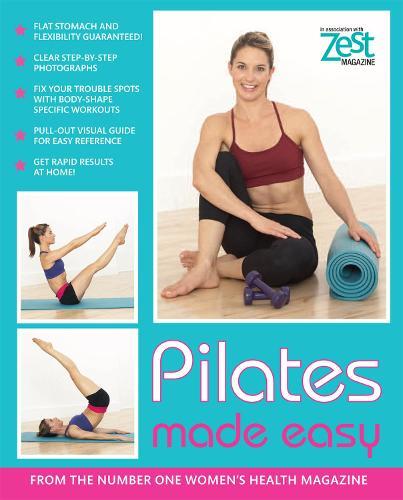 Pilates Made Easy - Zest (Paperback)