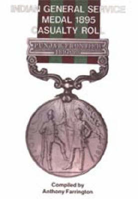 India General Service Medal 1895: Casualty Roll (Paperback)