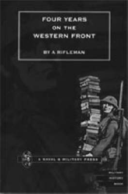Four Years on the Western Front (Paperback)