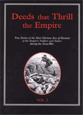 Deeds That Thrilled the Empire (Hardback)